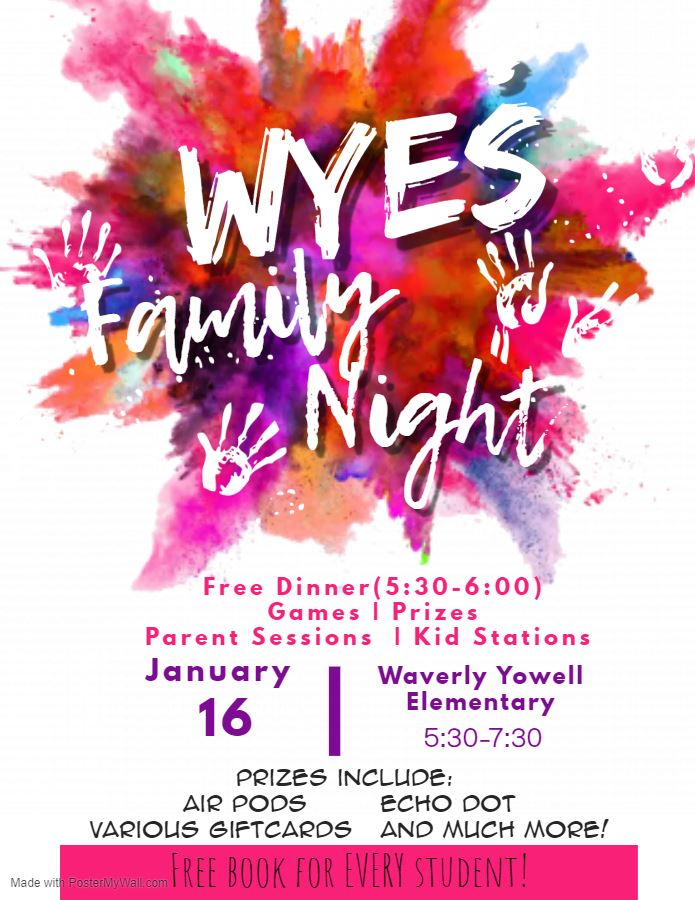 WYES Family Night