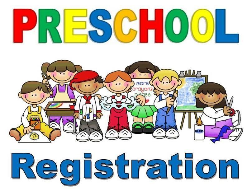 Preschool Registration Picture