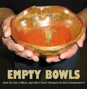 Photo of hands holding ceramic bowl