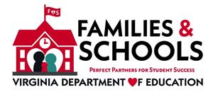Family and Schools Month logo