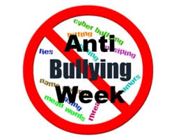 Anti Bullying Week - 10/19 - 10/23