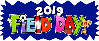 Field Day - Monday, May 20th